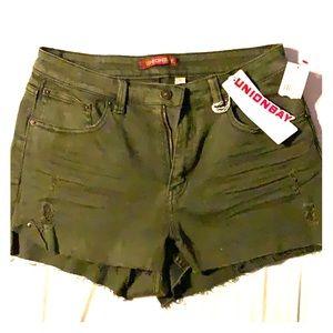 Shorts. NWT